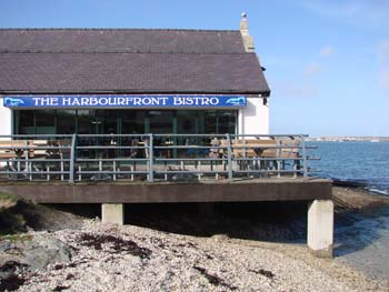 The Harbourfront Bistro - at the Museum